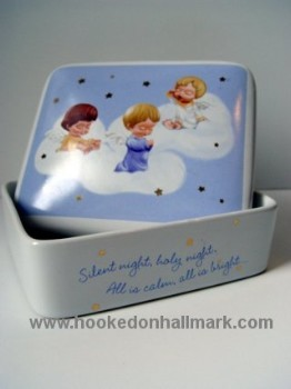 Mary's Angels Music Box