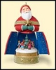 2007 Santa's Music Box - CLUB Limited Ed