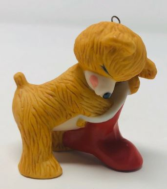 1987 Porcelain Bear #5