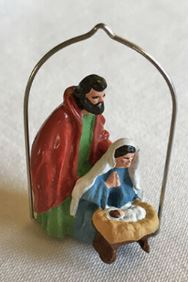 1988 Holy Family - MINIATURE