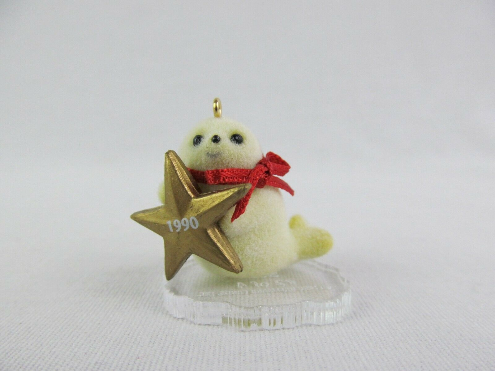 1990 Frosty Friends, Seal - MINIATURE