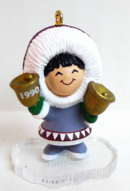 1990 Frosty Friends, Frosty - MINIATURE