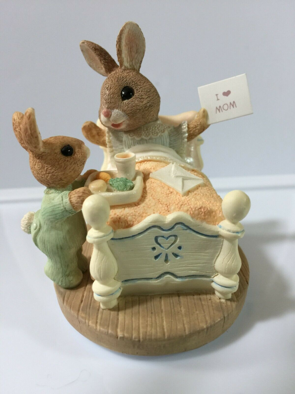 Breakfast in Bed - Tender Touches Figurine