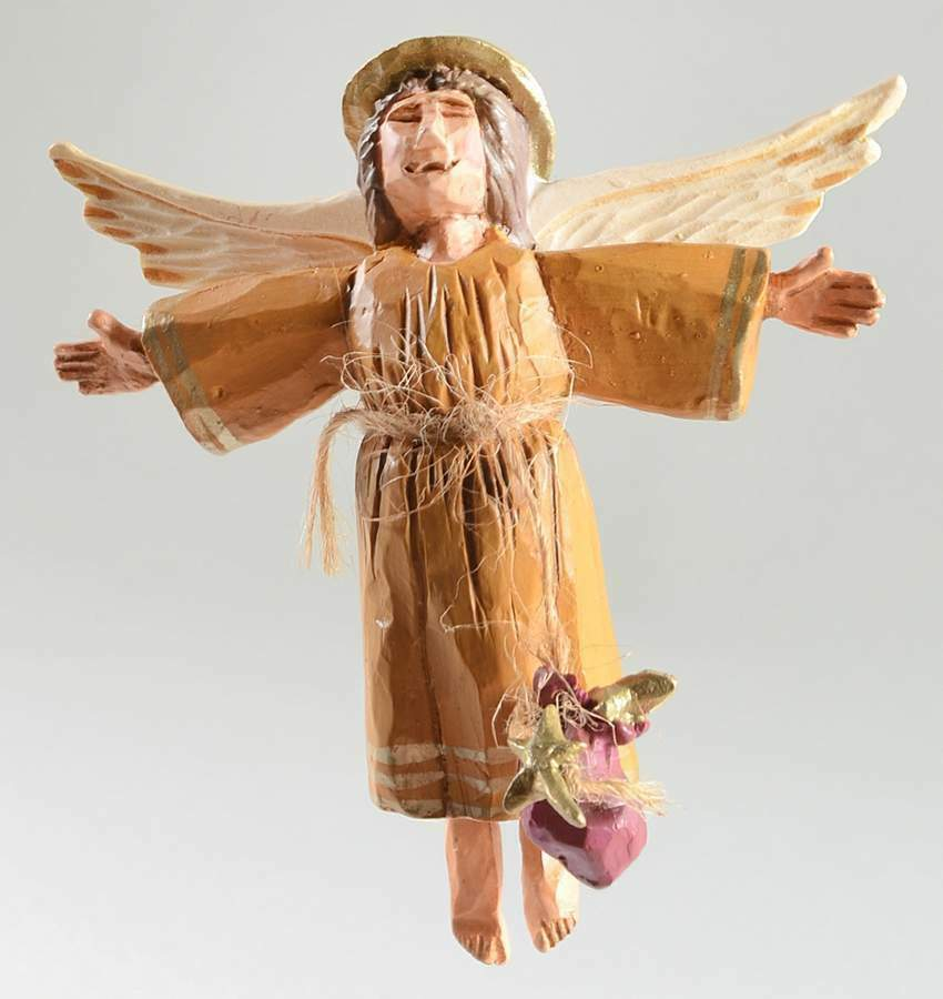1993 Folk Art, Angel in Flight