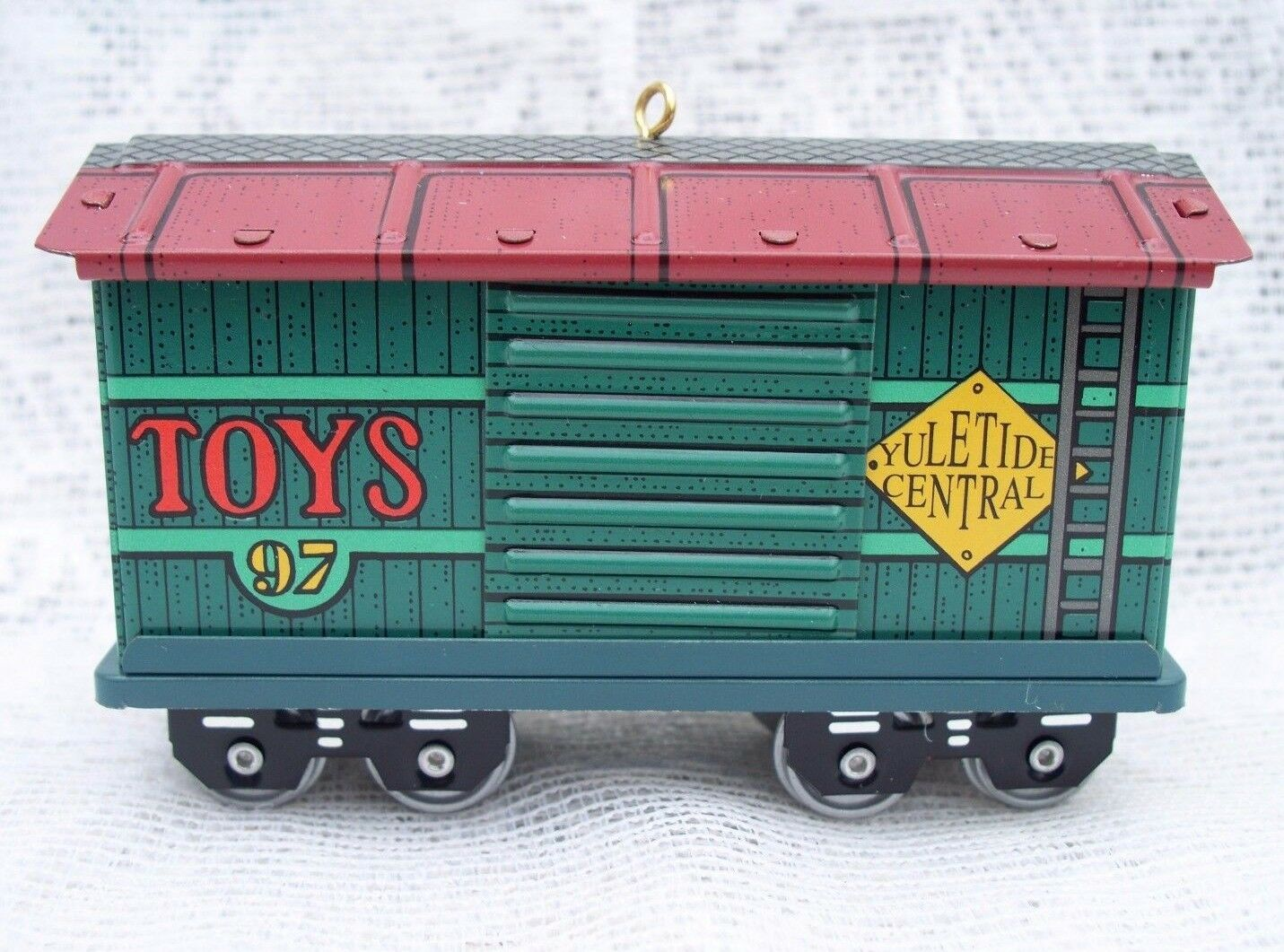 1997 Yuletide Central  #4 - Toy Car