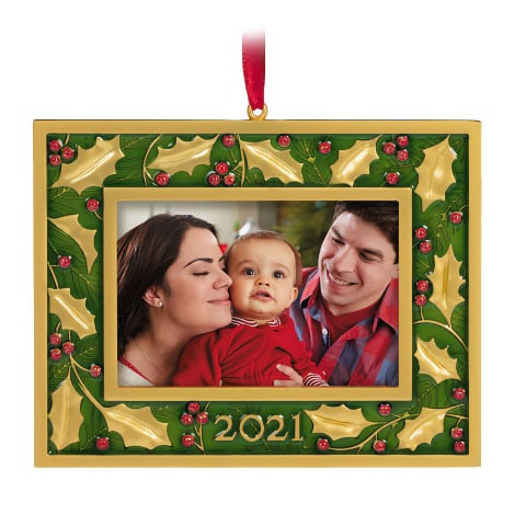 2021 A Beautiful Year Photo Holder - metal - Ships JULY 10