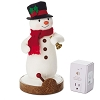 2018 Musical Tree Lighting Snowman - Lights tree + 5 songs