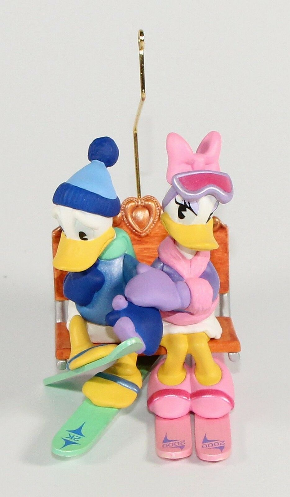 2000 Romantic Vacations #3 -Donald & Daisy at Lover's Lodge