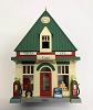 2001 Nostalgic Houses and Shops, VERY RARE Repaint - only 54 Produced !