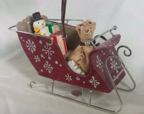 2003 Santa's Magic Sleigh