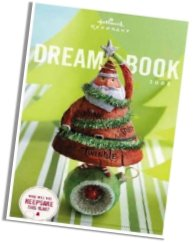 2008 Hallmark Keepsake Ornament Dreambook