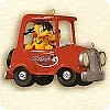 2009 Mickey on the Move - D-23Expo  Exclusive - Ltd Ed of 1000