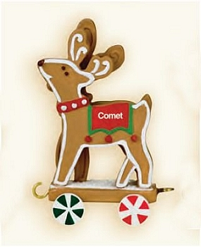 2009 Santa's Sleigh Collection - Comet/Cupid