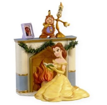 2009 Warm And Cozy Christmas Beauty Amp The Beast Disney