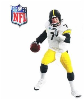2009 Football Legends, Ben Roethlisberger - SUPER BOWL XLIII -DB