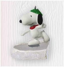 2010 Peanuts On Ice, Snoopy - Hard to find!