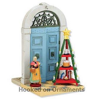 2010 Hallmark Keepsake Italy Doorways Around The World #4