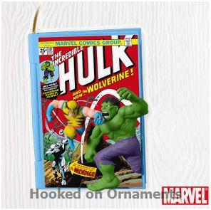 2010 Comic Book Heroes #3 - Incredible Hulk