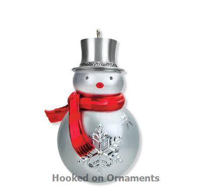 2010 One of a Kind Snowman