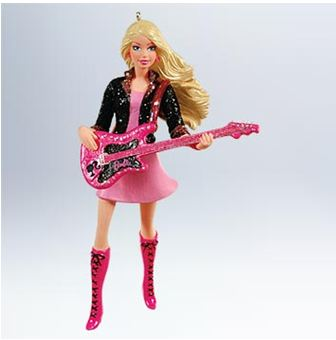 2011 Rockin Barbie - DB