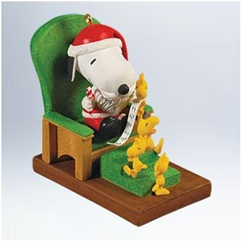 2011 Snoopy Claus