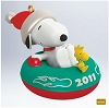 2011 Winter Fun With Snoopy #14 - MINIATURE