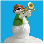 2011 Snowman Band - Trombone Tony -Hard to Find