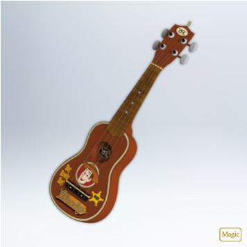 2012 Woody's Roundup Guitar - Toy Story - *MUSICAL