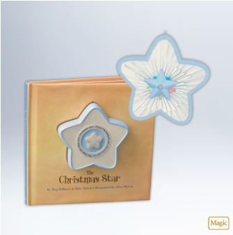2012 Christmas Star - Interactive Book & Ornament