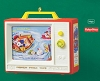 2012 Fisher-Price Two Tune TV - Magic ORNAMENT