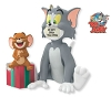 2012 Holiday Hijinks - Tom and Jerry