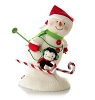 2012 Swooshin' Duo Snowman - Plush Tabletopper