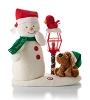 2013 Merry Carolers Trio - Plush Tabletopper