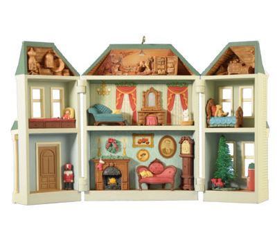 2013 Nostalgic Houses And Shops Victorian Dollhouse