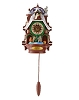 2013 Santa's Magic Cuckoo Clock *NO MOTION, Light/Sound work  - DB