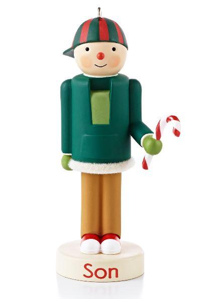 2013 Super Son Hallmark Christmas Ornament | Hallmark ...