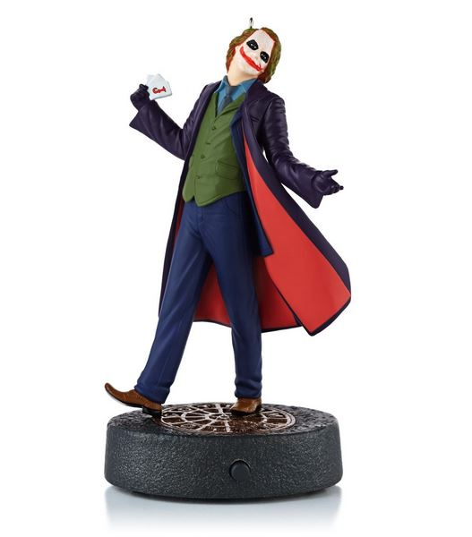 2013 The Joker Hallmark Ornament