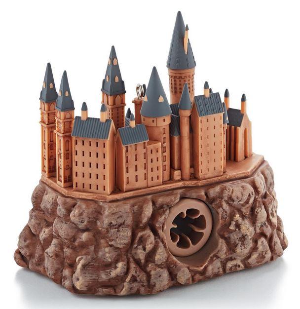Harry Potter Christmas Tree Topper: 2013 Hogwarts Castle Harry Potter Hallmark Christmas