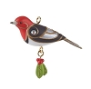 2013 Beauty of Birds MINIATURE Red Headed Woodpecker MIB