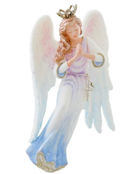 2014 christmas angel hallmark ornament