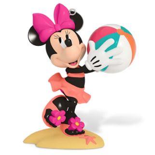 12 Months A Year Of Disney Magic Thankful Donald #4 Hallmark 2014 Ornament