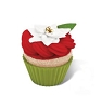 2014 Christmas Cupcake Sweet Surprise GREEN