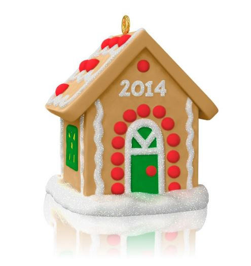 2014 Merry Makers Collection Hallmark Christmas Ornament