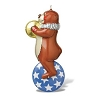 2014 Tin Toys #1 - Big Top Bear , ball rolls!