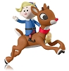 2014 Rudolph the Red Nosed Reindeer  w/Hermey the Elf  DB