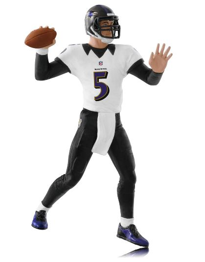 2014 Football Legends Joe Flacco