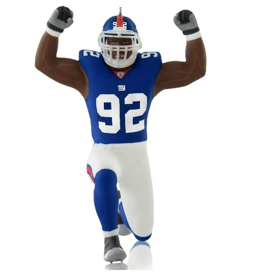 2014 Football Legends Stomp You Out - Michael Strahan