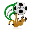 2015 Reindeer Sports - Soccer Star
