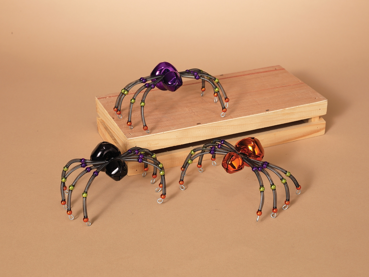 Halloween Spider - Choose a Color!