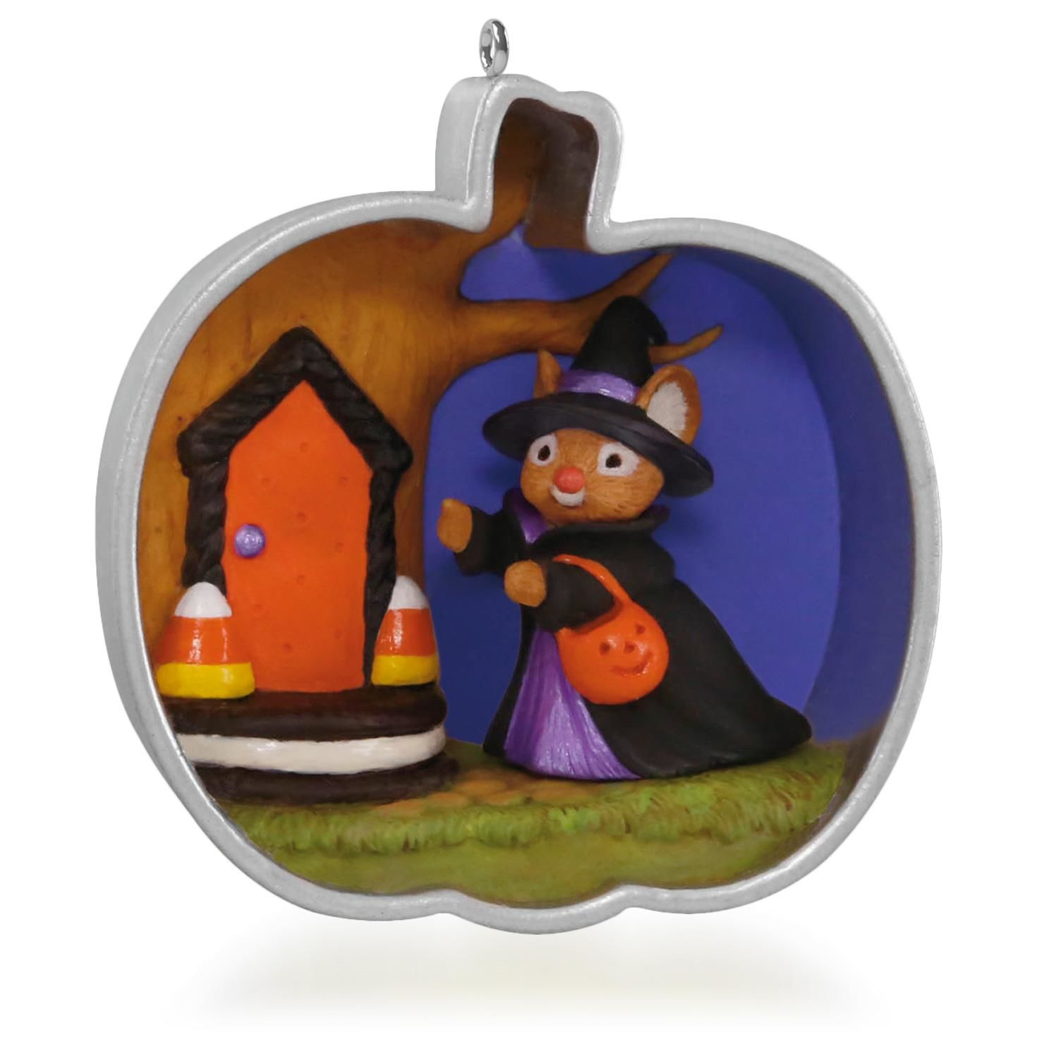 2015 Cookie Cutter Halloween Hallmark Keepsake Ornament Hooked On Hallmark Ornaments